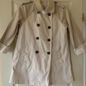 Tommy cotton duck spring jacket. Size XS